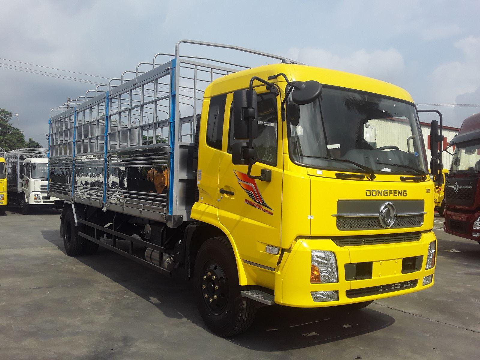 Xe tải Dongfeng 8 tấn nhập khẩu 2021