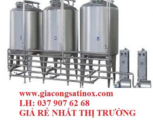 Bồn chứa nước công nghiệp giá rẻ nhất Tphcm