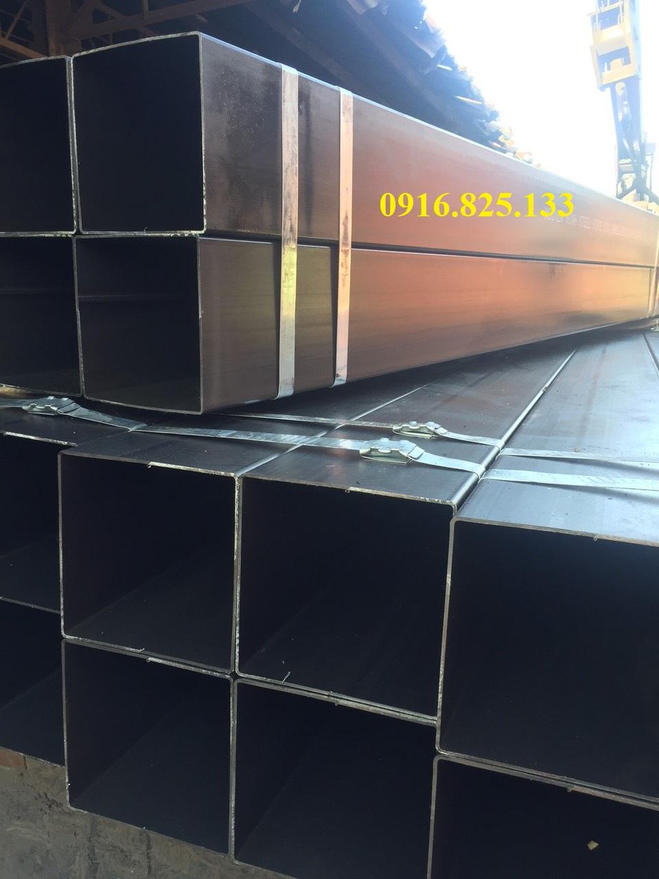 sắt vuông 150// thép vuông 150, hộp vuông 150