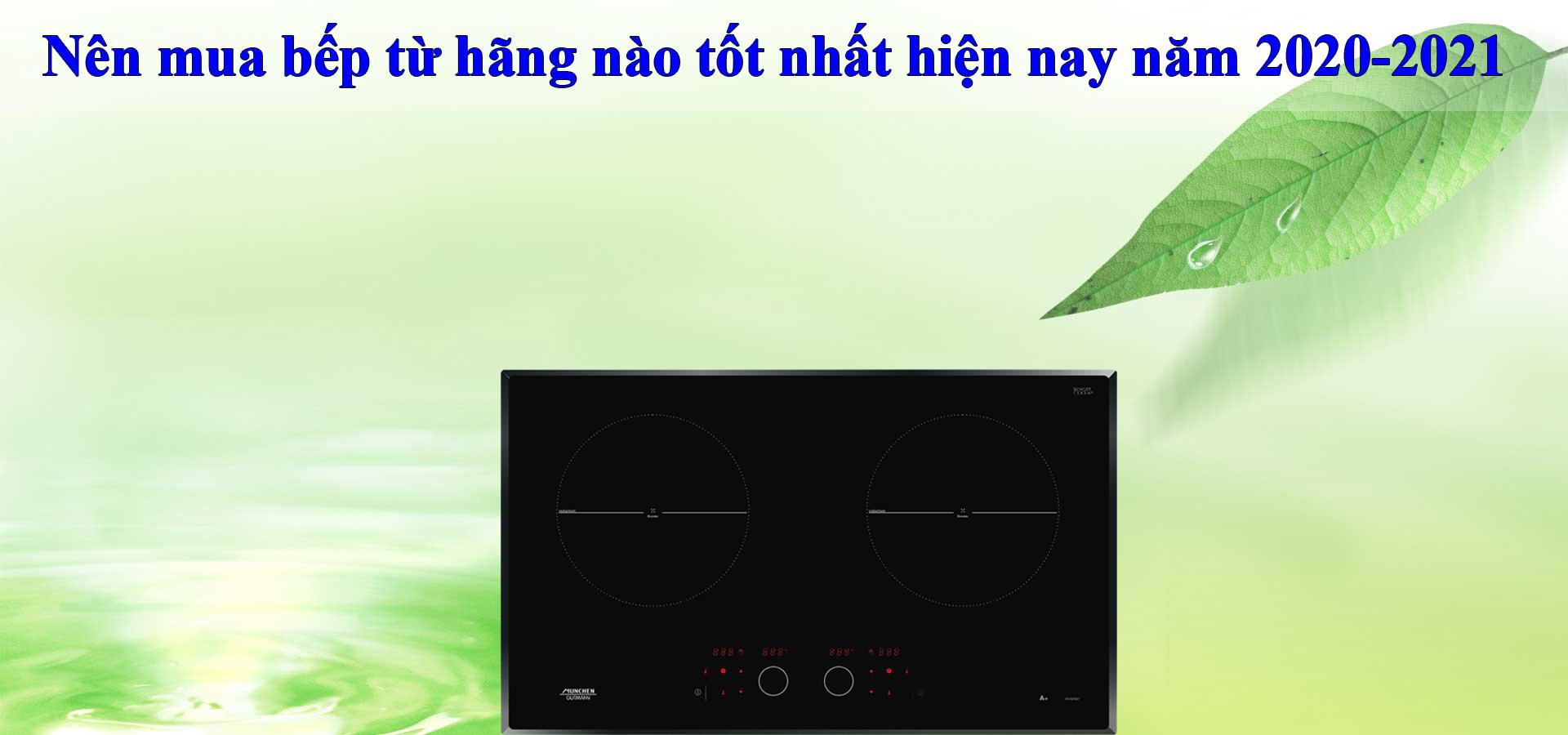 Sự khác biệt giữa bếp từ và bếp điện từ, nên dùng loại nào