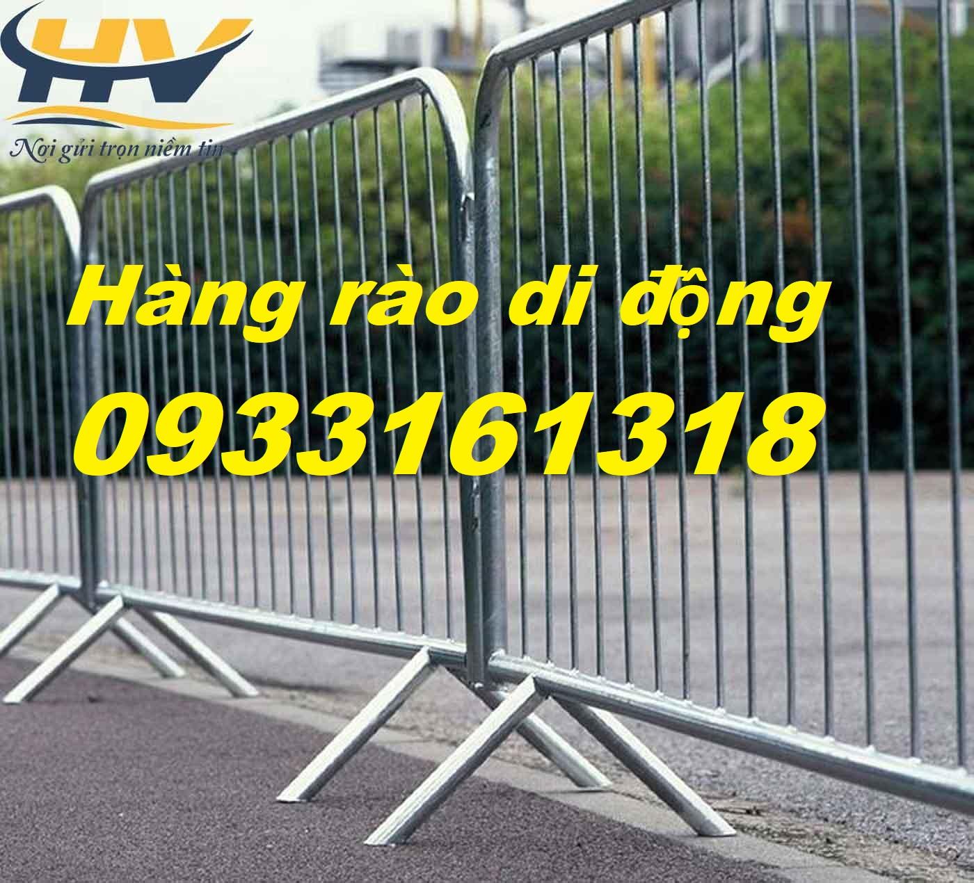 Hàng rào chắn di động, hàng rào bảo hộ, rào chắn barie