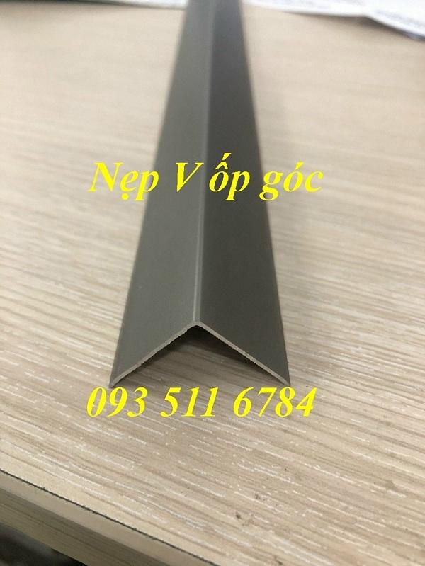 Nẹp T nối sàn - Nẹp V góc tường - Nẹp nhôm TPC giá rẻ
