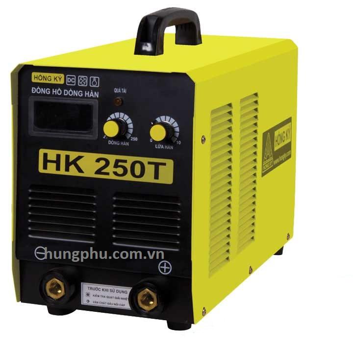 Máy hàn điện tử,máy hàn inverter,máy hàn que HK 250T