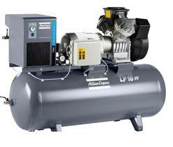 Máy nén khí,máy nén khí Atlas Copco,máy nén khí dòng Piston dòng LF