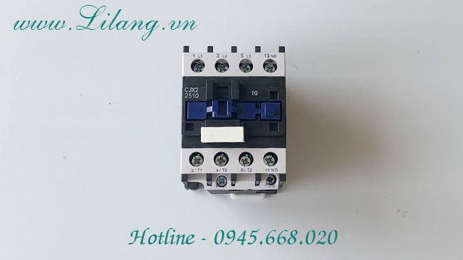 Khởi động từ CJX2-1210 AC contactor