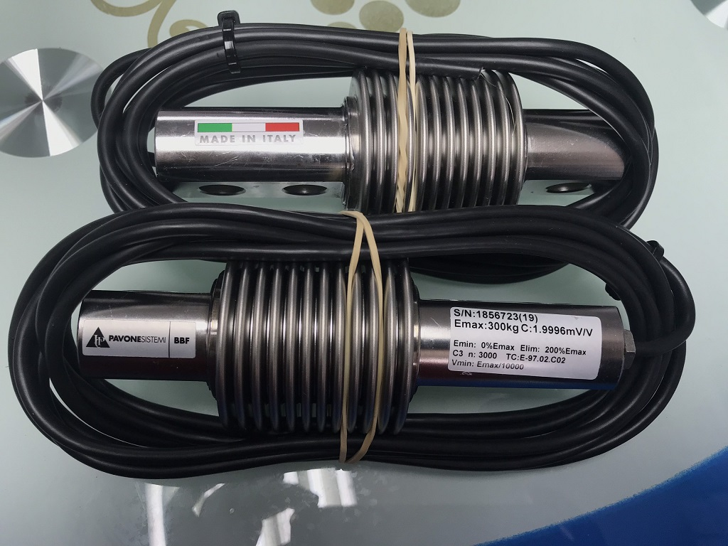 Loadcell thanh chống rung BBF sản xuất tại Pavone (ITALY), có đầy đủ CO CQ...