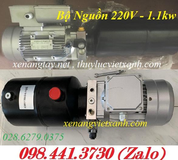 Bộ nguồn thủy lực mini điện 12v, 24v 220v