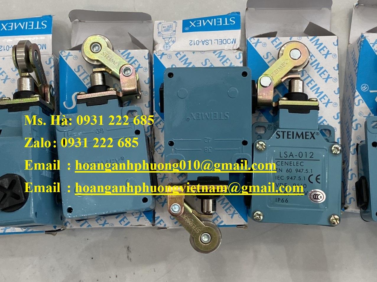 Công tắc hành trình Steimex LSA-012  giá tốt nhất hiện nay