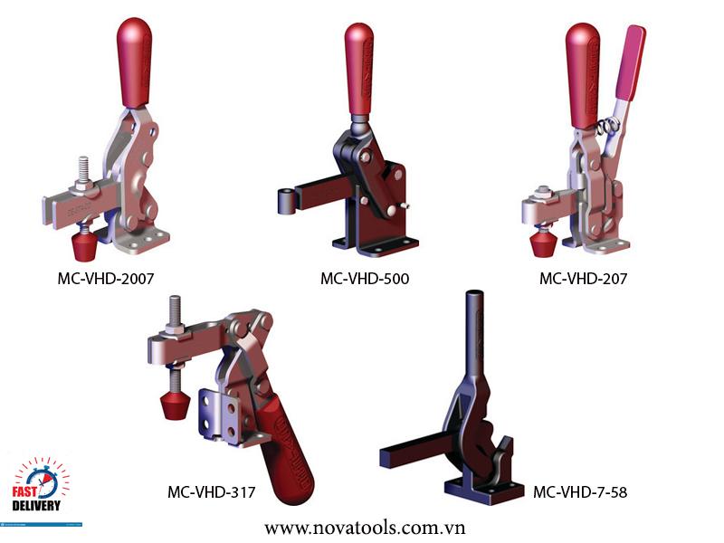 Kẹp cơ khí destaco MC-VHD
