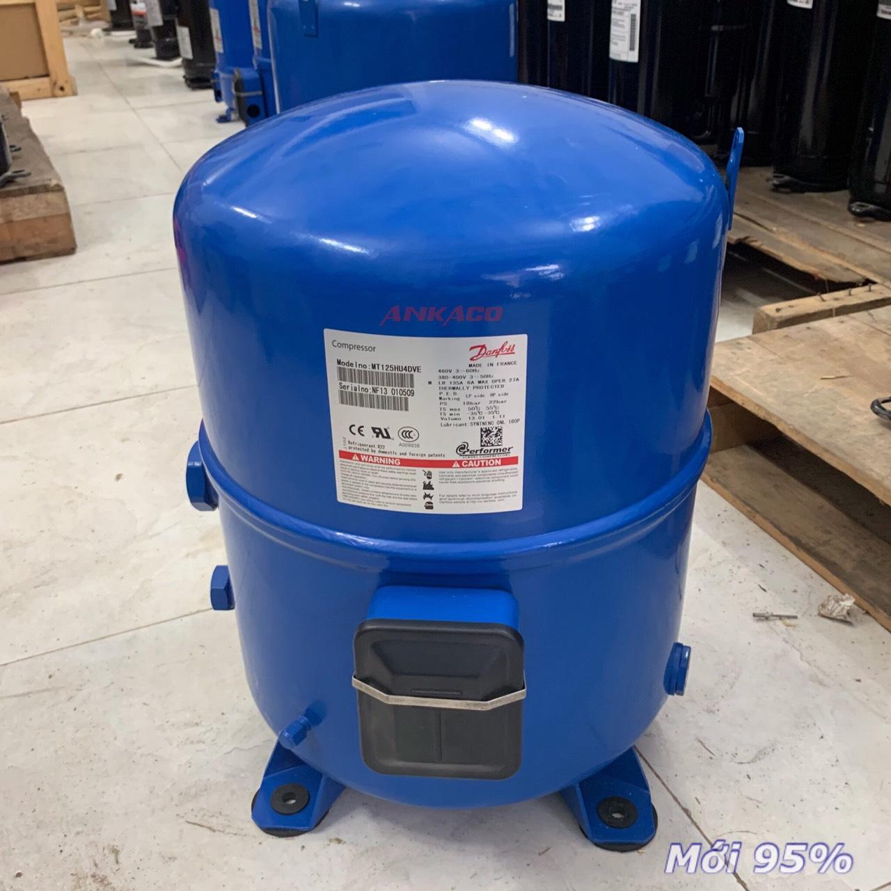 Cung cấp (block) máy nén lạnh Danfoss piston 10hp MT125HU4DVE