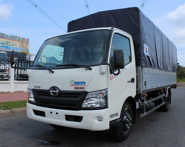 Cung cấp xe tải Hino 3.5 tấn chính hãng giá chuẩn