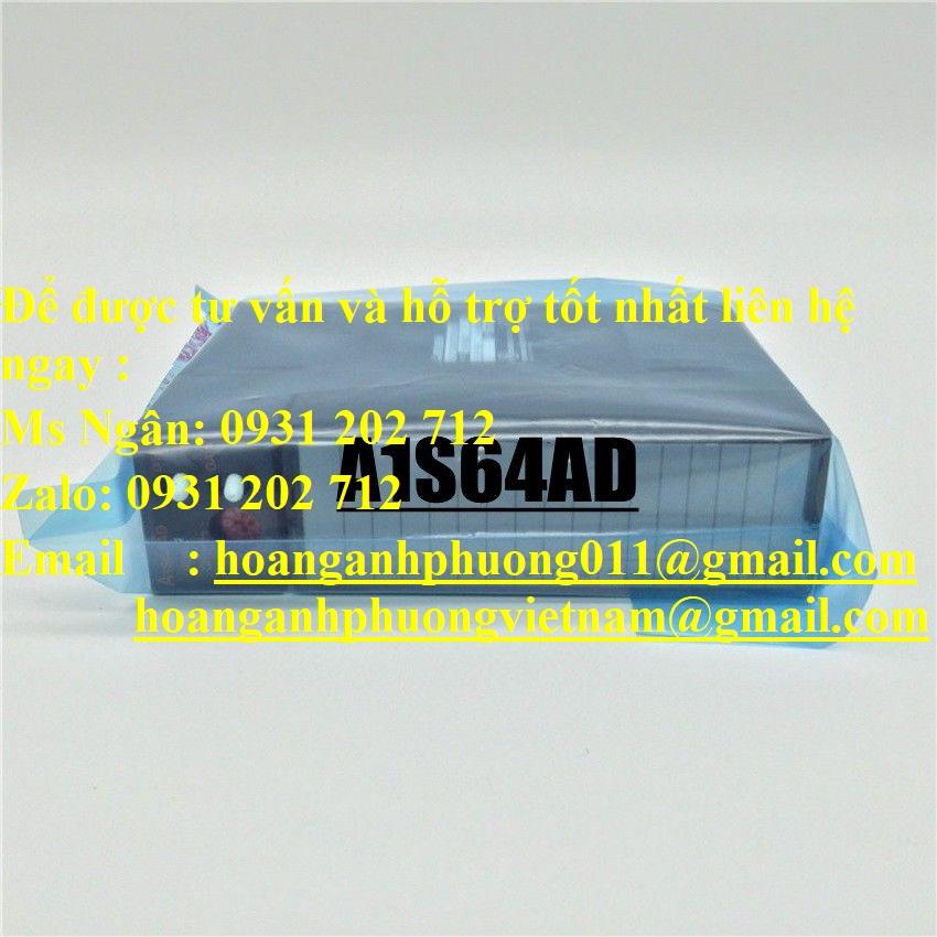 Module MItsubishi A1S64AD