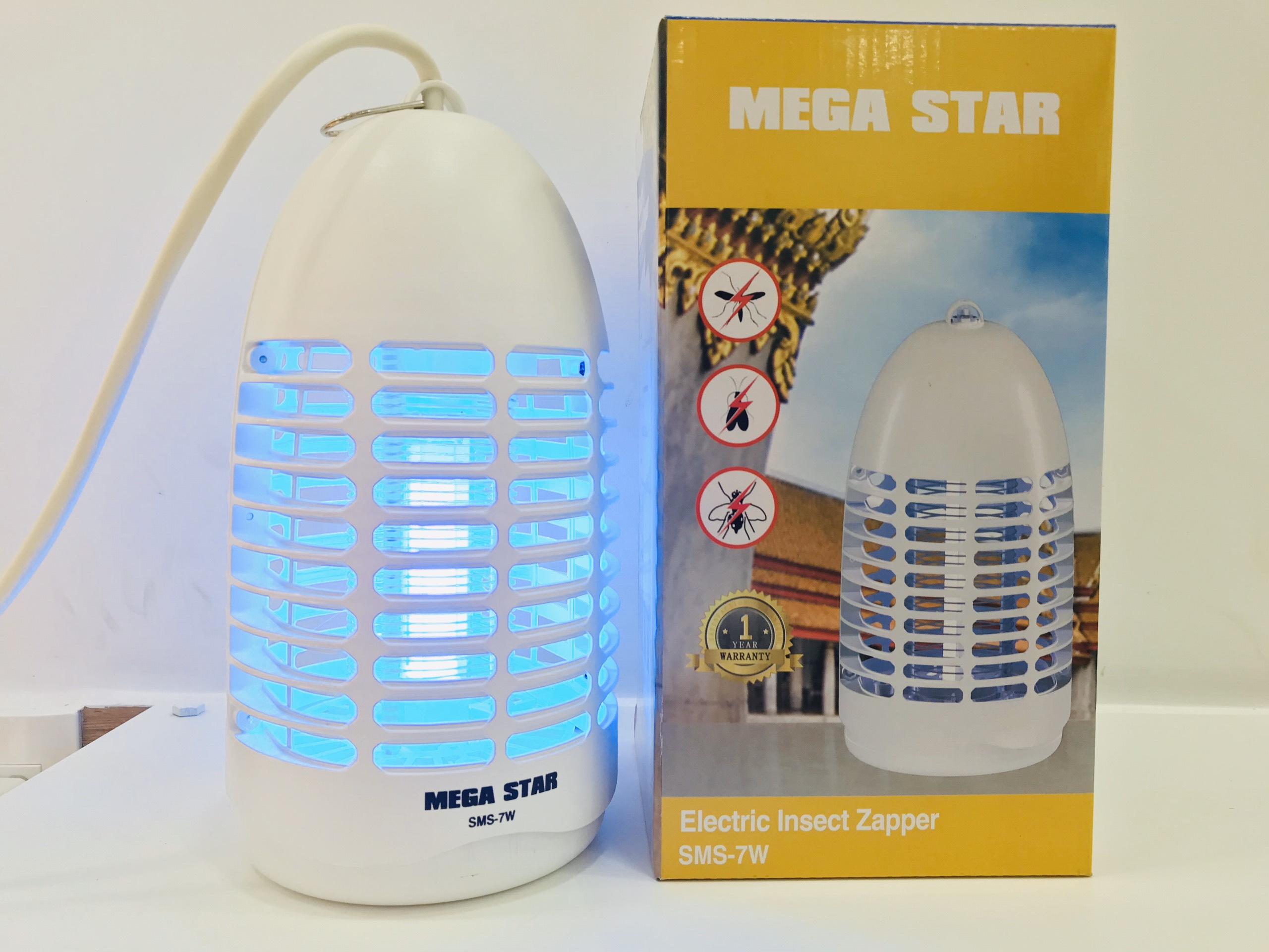 Đèn diệt côn trùng SMS-7W