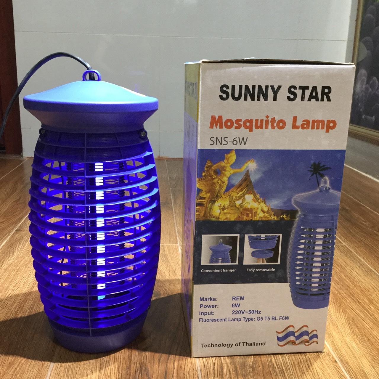 Đèn diệt côn trùng SNS-6W
