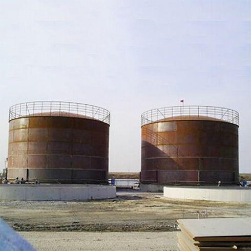Bể chứa nước chống cháy lớn