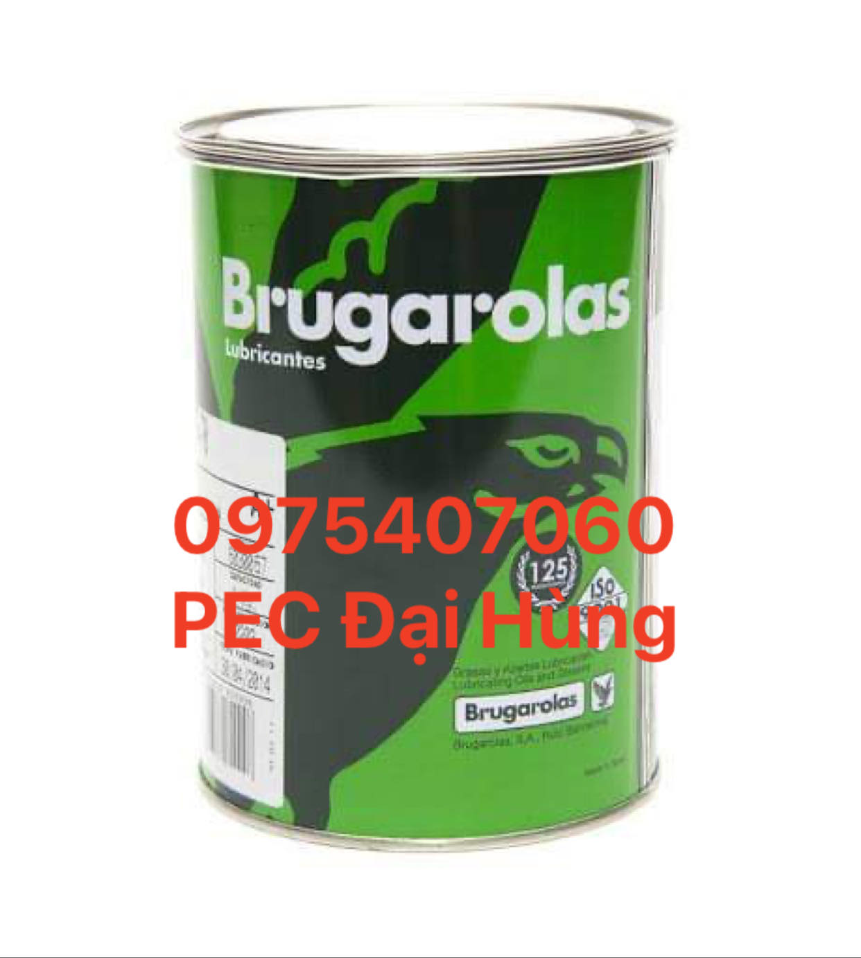 Dầu xích chịu nhiệt Brugarolas BESLUX CHAIN VLTR 320 ATOX