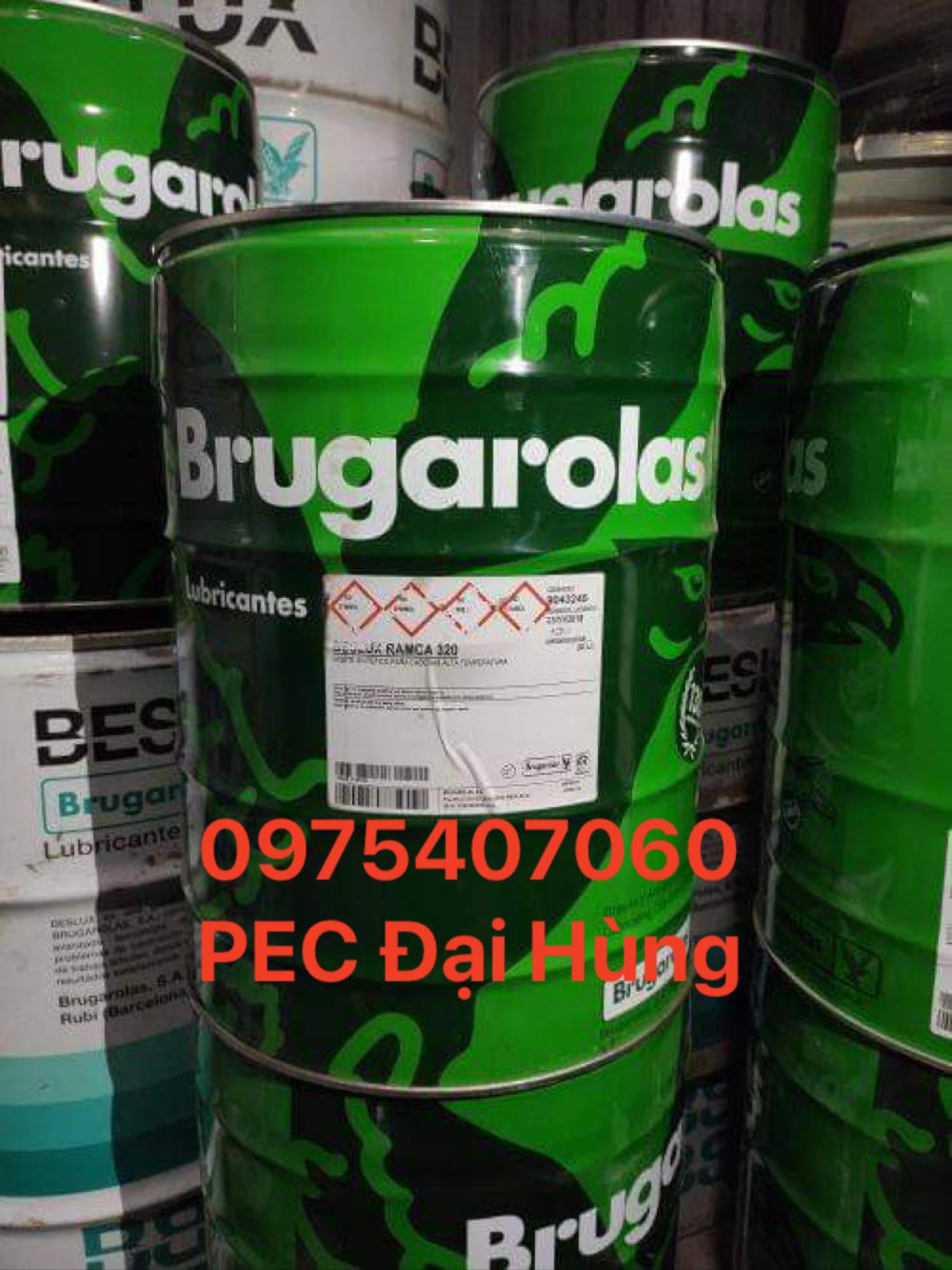 Dầu xích chịu nhiệt Brugarolas Beslux RamCa 320