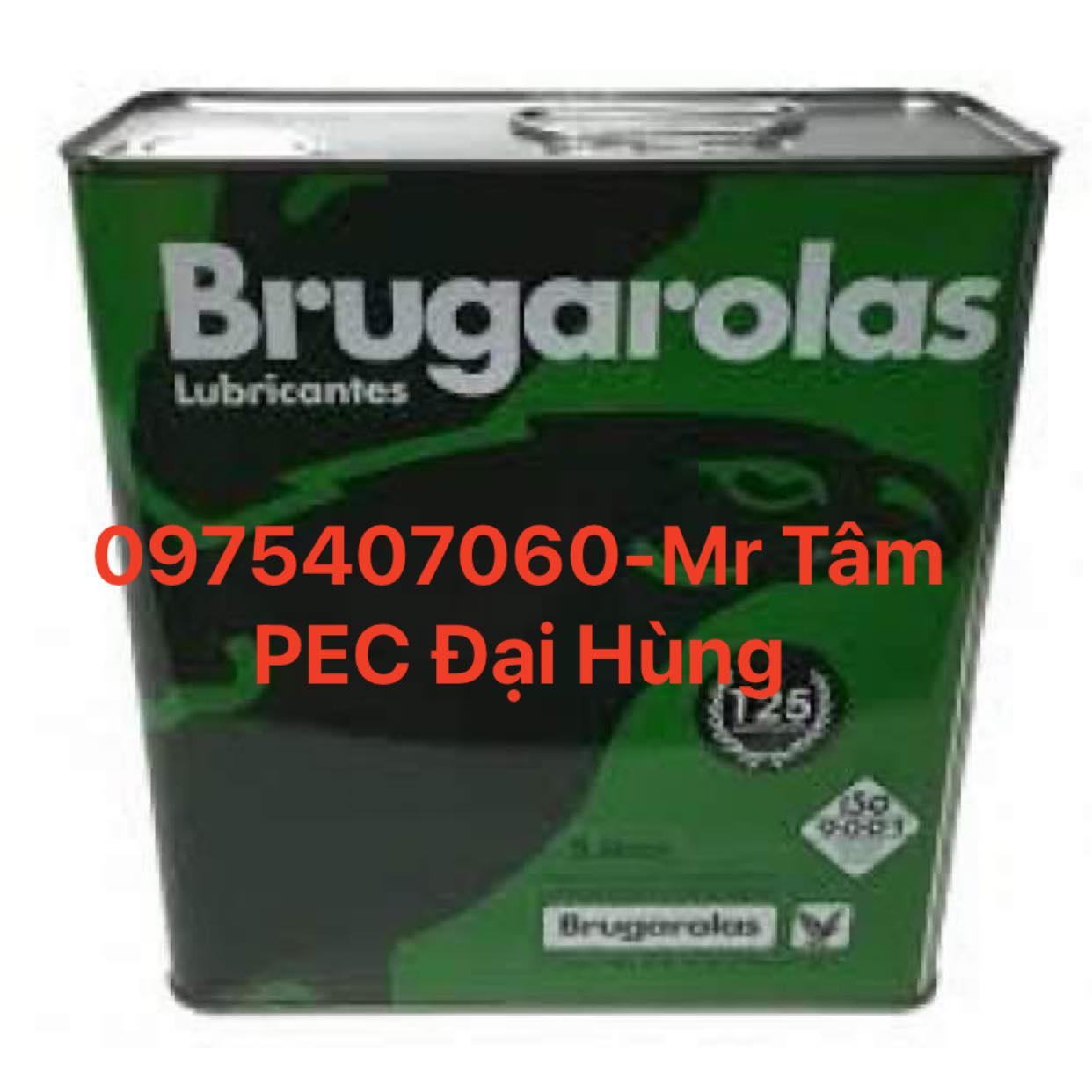 Dầu xích nhiệt độ cao Brugarolas Beslux chain VLTR RT 350