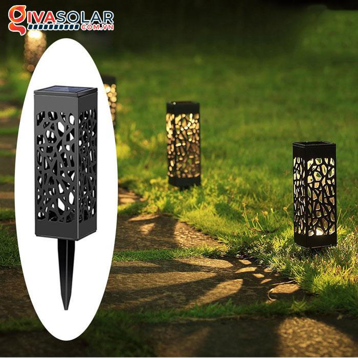 Đèn năng lượng mặt trời cực đẹp với giá siêu rẻ của Givasolar.com.vn
