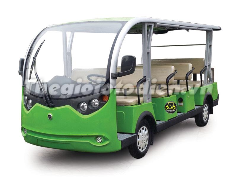 Xe điện 8 chỗ LVTONG LT-S8