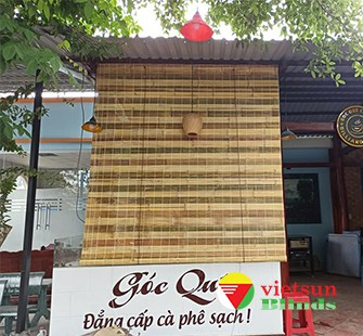 Mành tre trúc Việt Sun Blinds