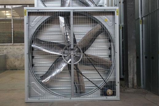 Sử dụng quạt thông gió công nghiệp như thế nào
