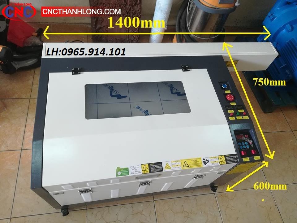 Máy laser 6040 chuyên cắt khắc trên:Gỗ, Nhựa, Tre Nứa, Thủy Tinh, Pha lê