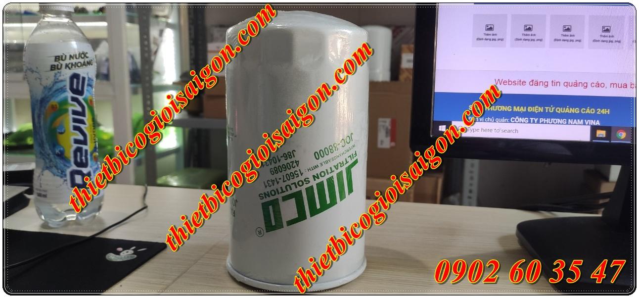 Lọc dầu lọc nhớt JIMCO C-1305 xe Isuzu 4JG2 Hino 5 tấn 10 tấn15 tấn Hyundai HD99