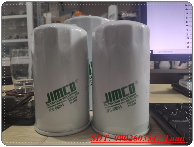 Lọc nhớt JIMCO(LF 3349) xe cẩu komatsu