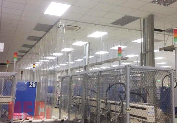 Cuộn Nhựa PVC Trong Chống Tĩnh Điện Khổ 1370mm