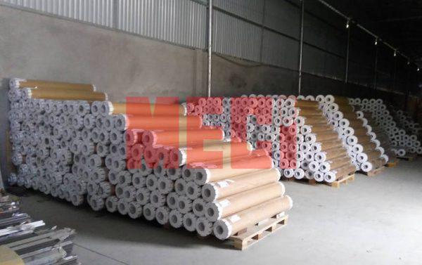 Màng Nhựa PVC Khổ Lớn Trong Suốt Cung Cấp Bởi MECI