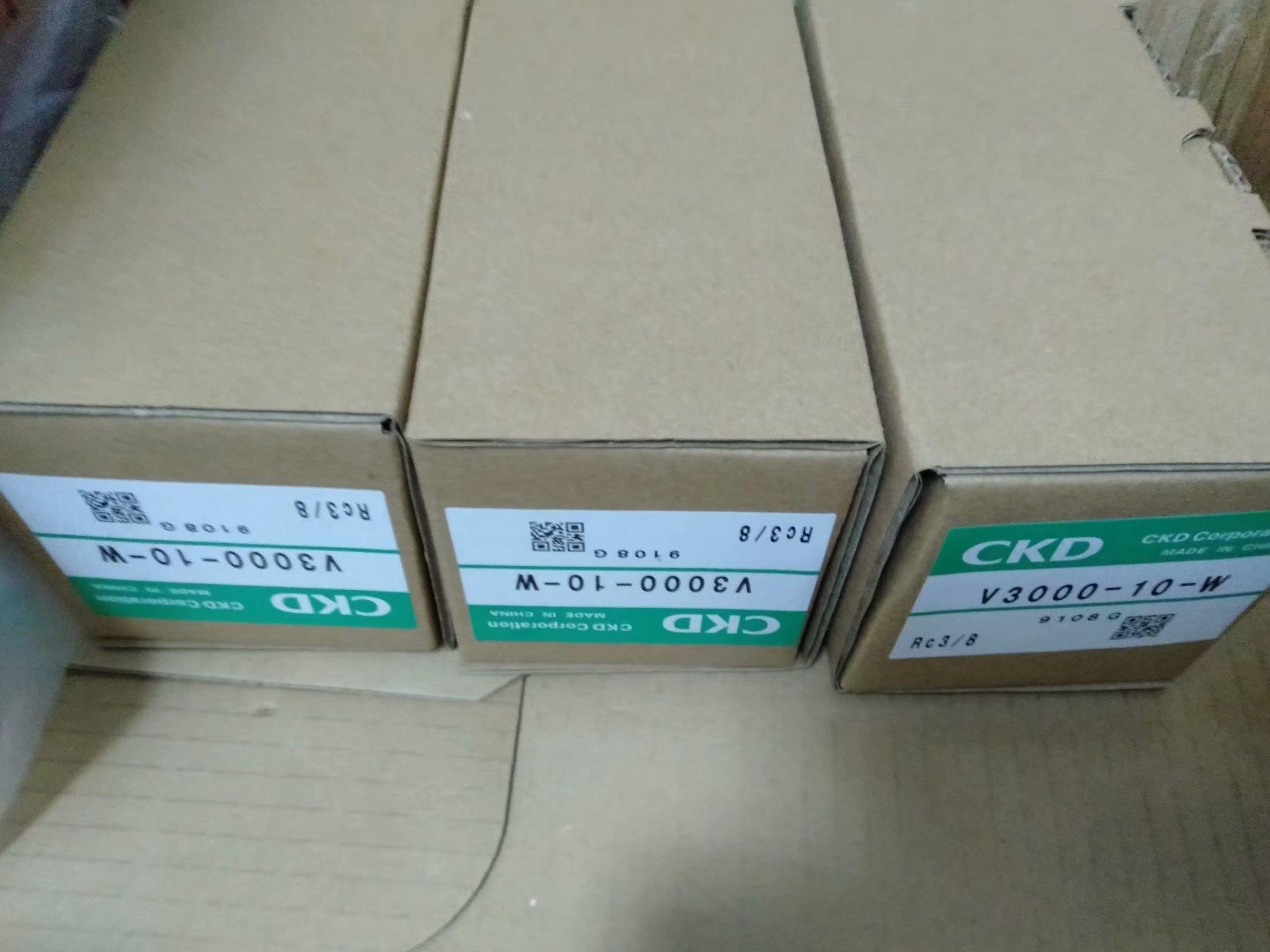 CKD V3000-10-W