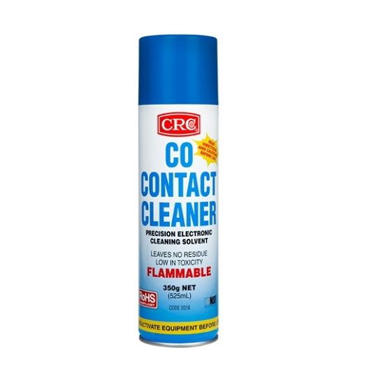 CO CONTACT CLEANER 2016
