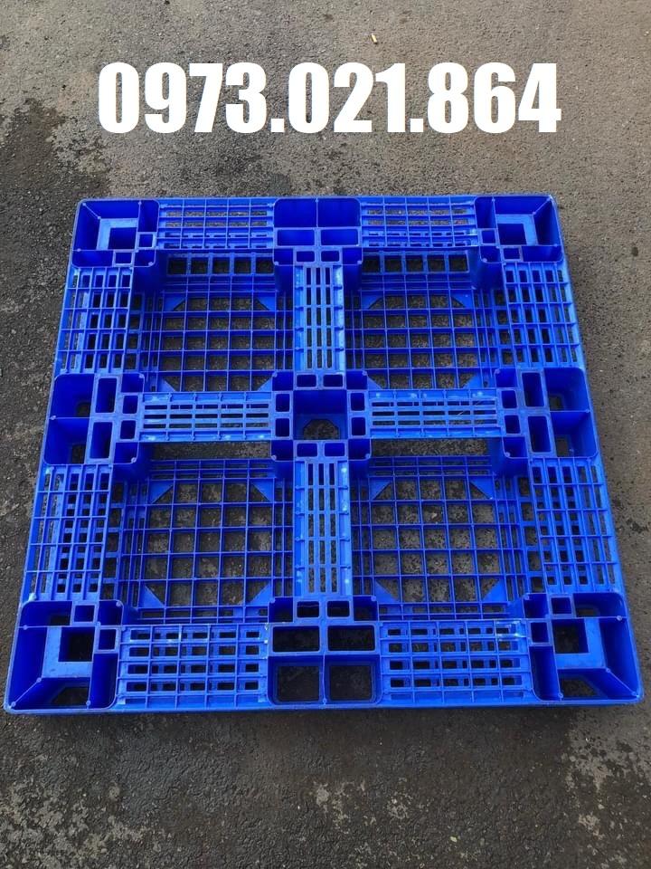 Địa chỉ cung cấp pallet nhựa Đồng Nai uy tín