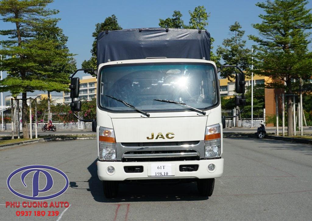 Xe tải N650 plus động cơ Cummins mạnh mẽ