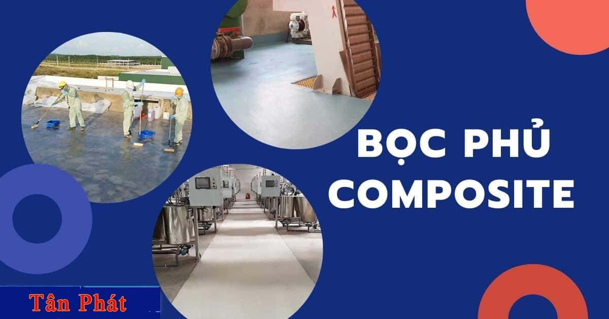 Bọc phủ Composite chống thấm siêu bền