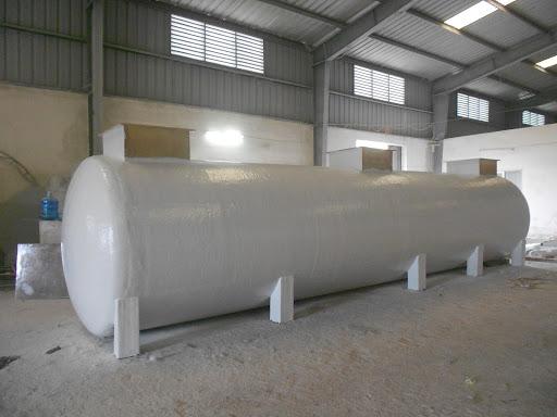Những ưu điểm của bồn xử lý nước thải Composite FRP