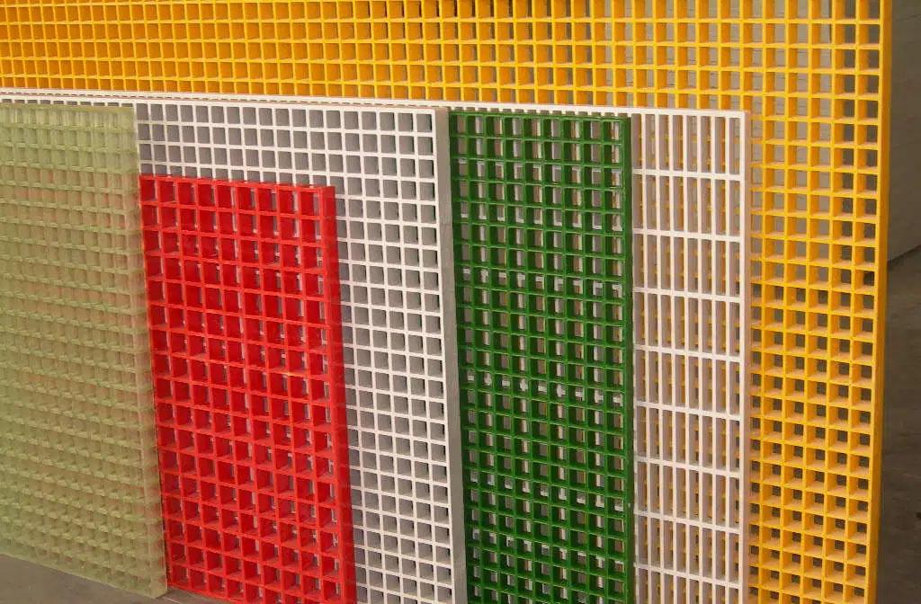 Ứng dụng nổi bật của tấm sàn composite grating