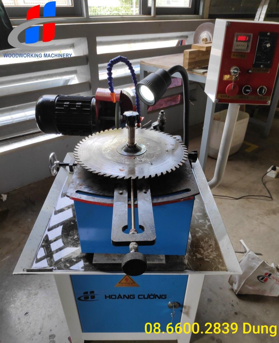 Cung cấp máy chế giến gỗ, Máy mài lưỡi cưa tự động XD870 giá tốt nhất thị trường