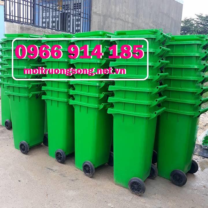 Thùng rác công cộng, thùng rác công nghiệp giá rẻ các loại