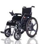 Xe lăn điện dành cho người cao tuổi, với bánh đặc và gấp gọn COLOR 180K