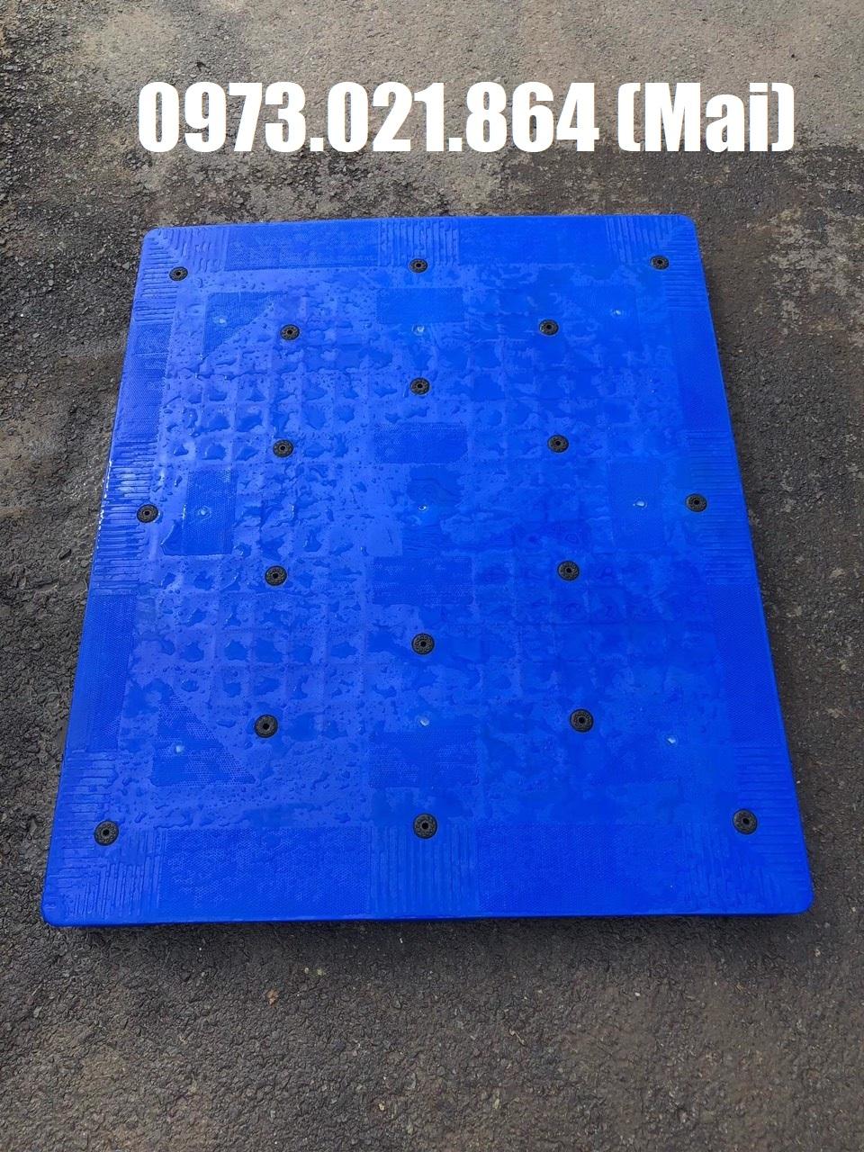 Pallet nhựa cũ Đồng Nai đã qua sử dụng
