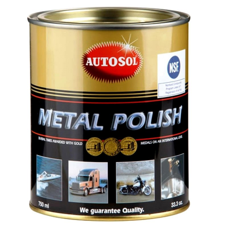 Kem Đánh Bóng Kim Loại Autosol Metal Polish 750ml