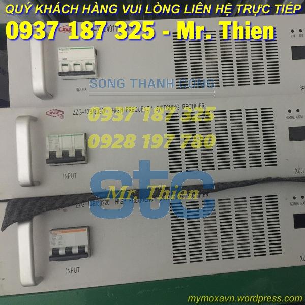 ZZG-13B/30220 – Mô-đun chỉnh lưu chuyển mạch tần số cao – XJ Power Vietnam – Đại lí phân phối chính hãng XJ Power tại Việt Nam