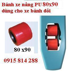 Bánh xe dùng cho các loại xe nâng tay thấp