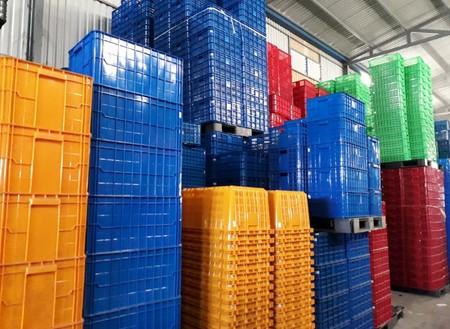 Thùng nhựa, sóng nhựa bền, đẹp, rẻ tại Hà Nội