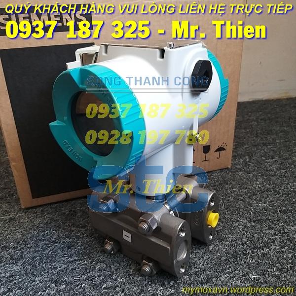 7MF0330-1LR01-5AF2-ZA30+A40+C12+E01+Y01+Y21 – Thiết bị đo áp suất – Siemens Vietnam
