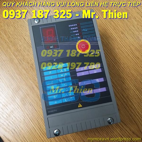 ESTROB2 S-01-05-03-CN-2-00R-CHBB-0H/1-54E – Bộ điều khiển đầu đốt - Nhà phân phối ESA Vietnam