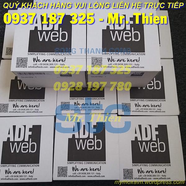 HD67B81-MSTP-A1 – Bộ chuyển đổi BACnet sang Profinet – Đại diện cung cấp ADFweb Vietnam