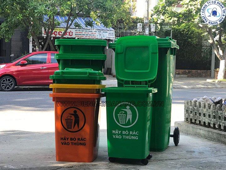 Thùng rác tại Huế chính hãng giá rẻ